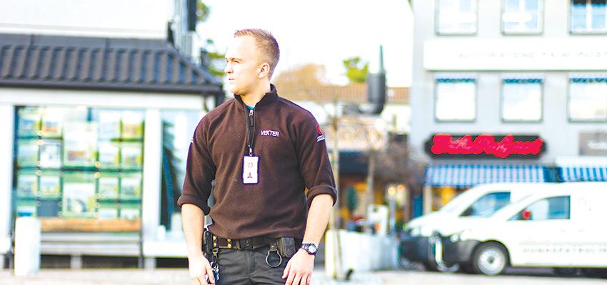 Alarm og vektertjenester for bedrift og borettslag