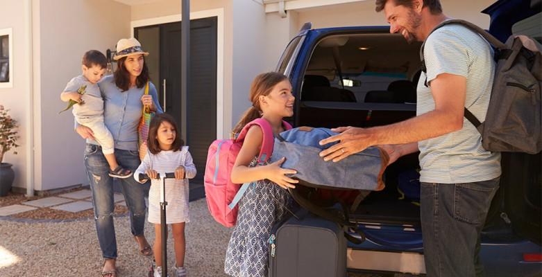 Slik sikrer du boligen din før du drar på ferie